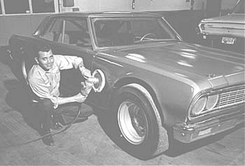 Jimmy Griggs Nashville Fairgrounds Speedway 1969