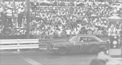 Buck Baker Fairgrounds Speedway (early 60s)