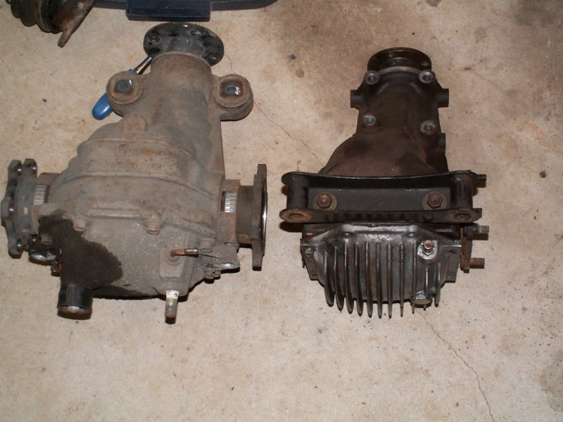Looking for Toyota alternative - diff swap - Page 4