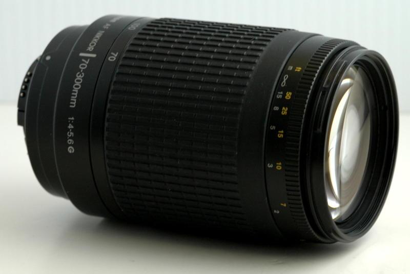Nikon 70-300mm f/4-5.6G AF