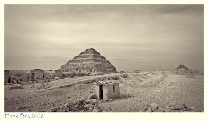 Djosers Step Pyramid I