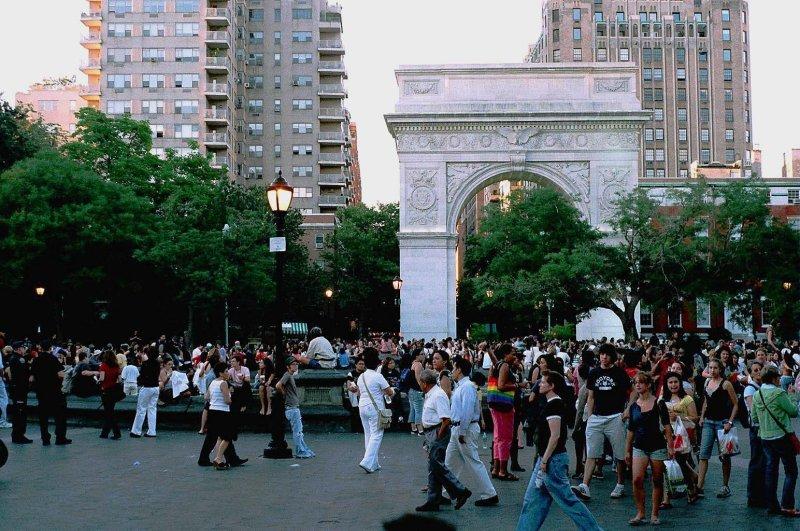 Washington Square, Greenwich Village
