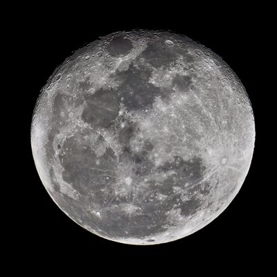 The Moon From Tonight