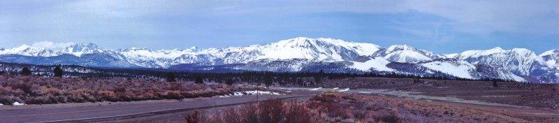 Sierra Crest  Junction Hwy 120-395