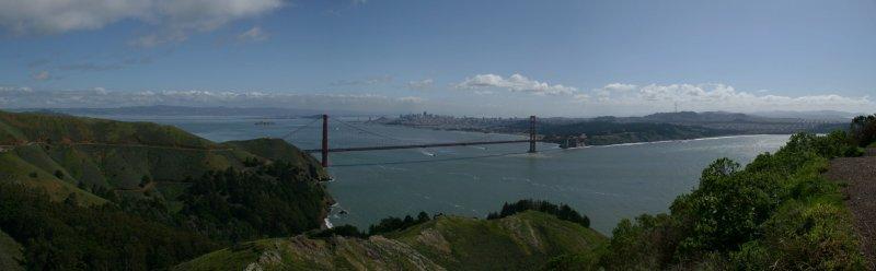San Francisco, Golden Gate, Bay