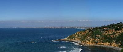 South Bay from Palos Verdes Estates, CA