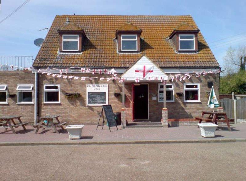 Dickens Inn WardenRd. StGeorges Day 2007