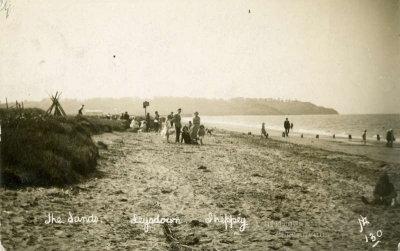 The Sands, Leysdown