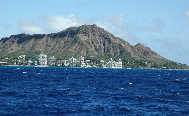 Diamondhead  Hawaii
