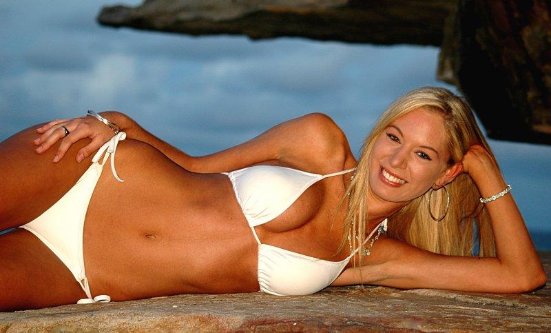 Levea Velde  Ladies of Paradise Calendar  Bondi Beach Australia