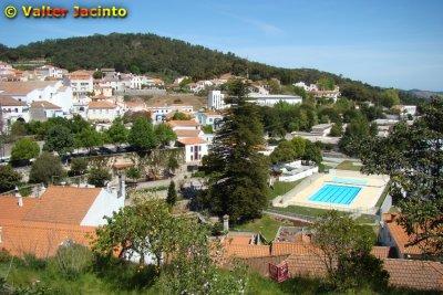 Monchique, Algarve: 458 meters