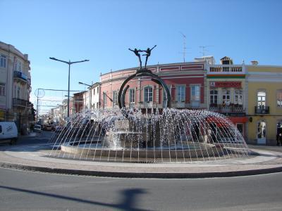 Loulé centre