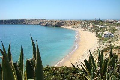 Praia da Mareta // Mareta Beach