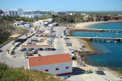 Porto da Baleeira, Sagres // Baleeira Fishing Port