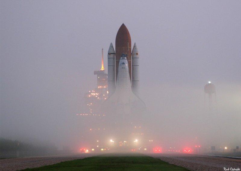 Atlantis in Fog