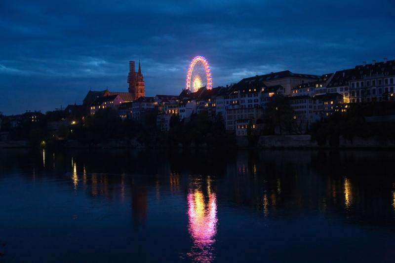 Basel im November