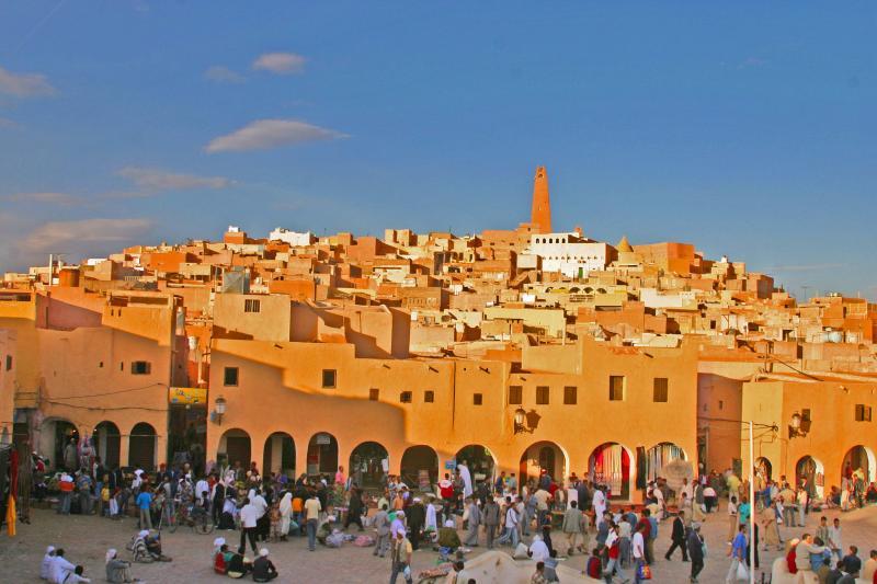 The square,Ghardaia2