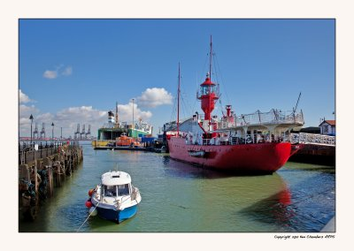 Photographs of Harwich, the Quay, Events and Houses