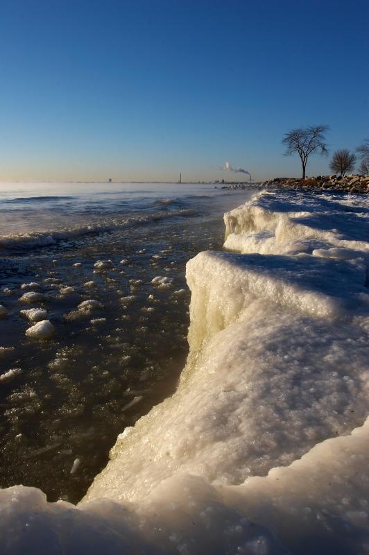 Cold Lake Facing South