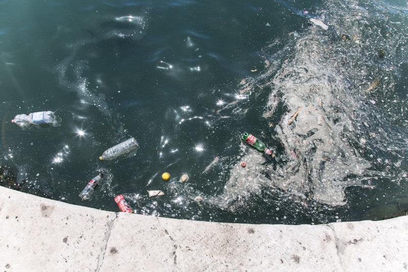 Poluting the Adriatic