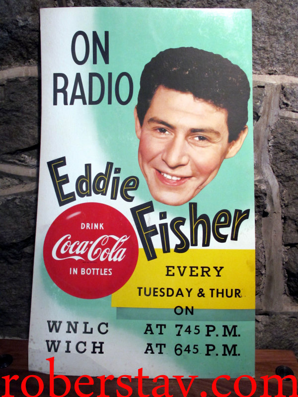 Eddie Fisher Poster