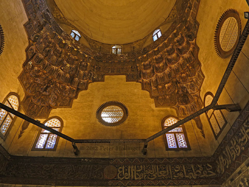 Sultan Hassan Mosque Dome
