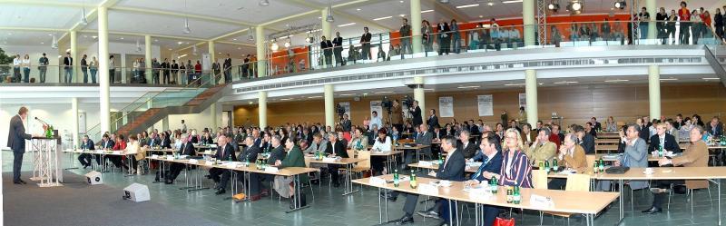 Der ÖVP-Klub in der FH Wiener Neustadt