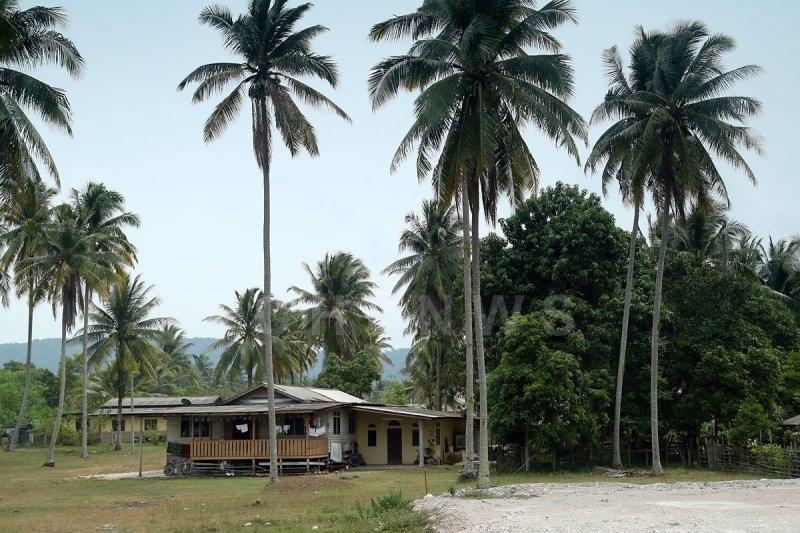 Malay village, Terengganu