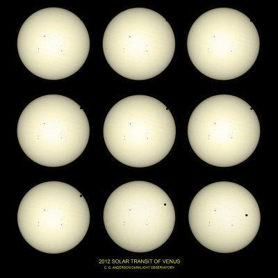 20120605 Venus Transit Composite