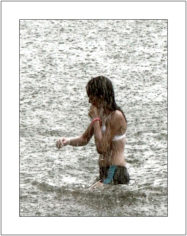 Rain:Wet Girl