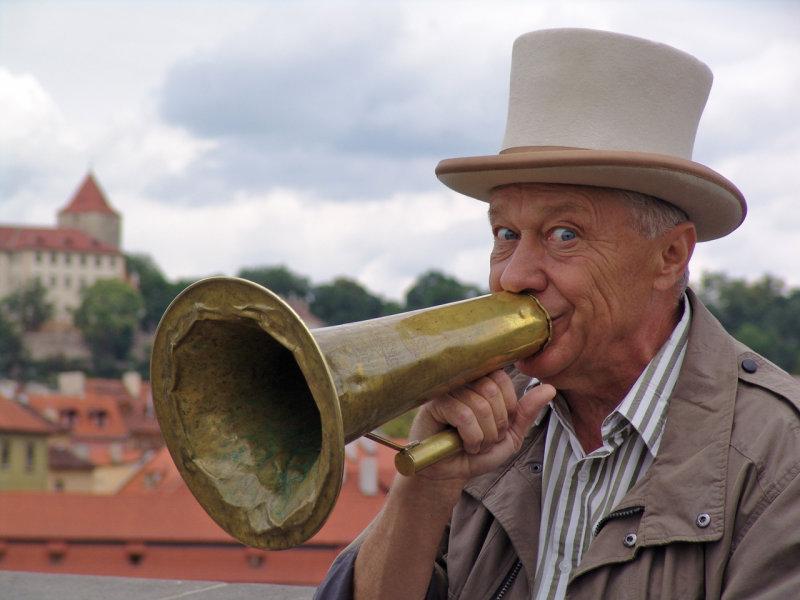 Trompeta que canta
