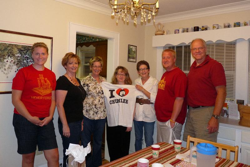 Scott family celebrates MJs 55th