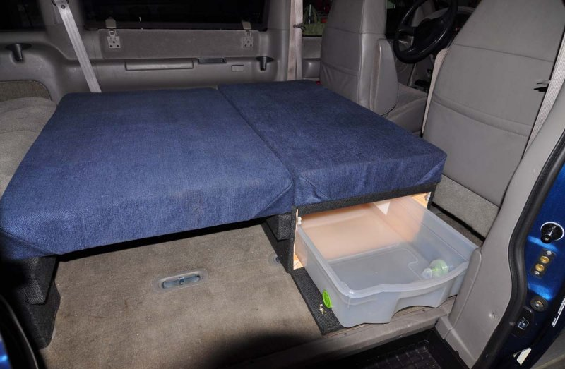 AstroSafariVans.com • View topic - Anyone have beds in your van?