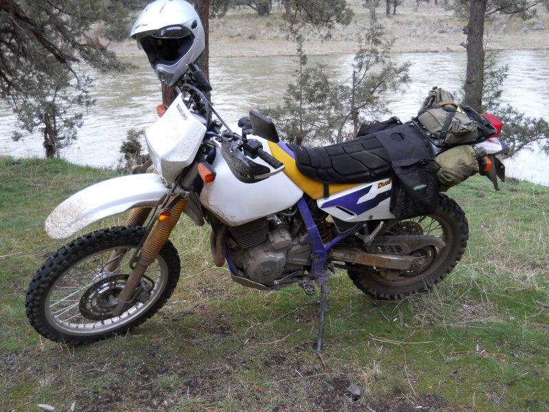 the DR650 thread | Page 2334 | Adventure Rider