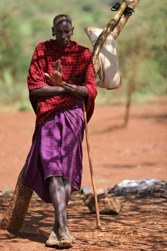 Départ de la réserve dAmboséli vers celle de Tsavo Ouest