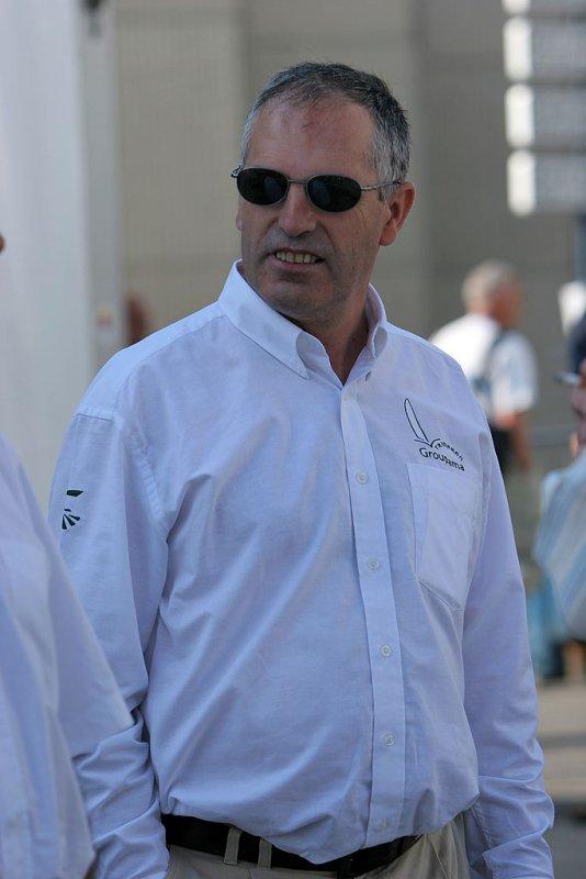 JJean-Luc Beaucherel, Président de la Fédération Nationale Groupama