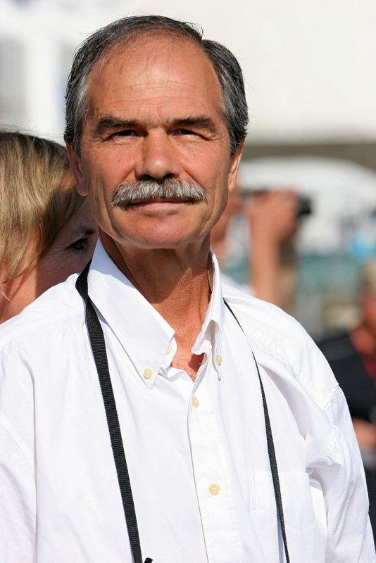 Yves Cammas, le papa de Franck