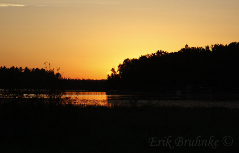 Pre-sunrise. Photo taken at 4:24am