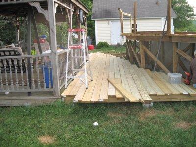 Ag Deck Ideas Needed