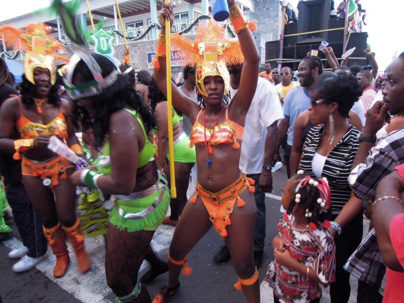 Basseterre carnival