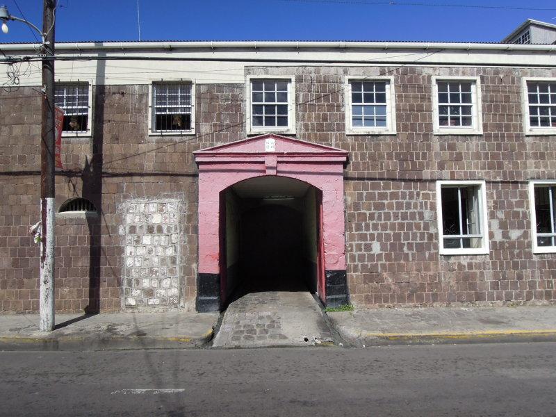 Basseterre the prison