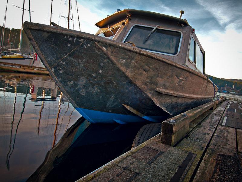 Heriot Bay Marina