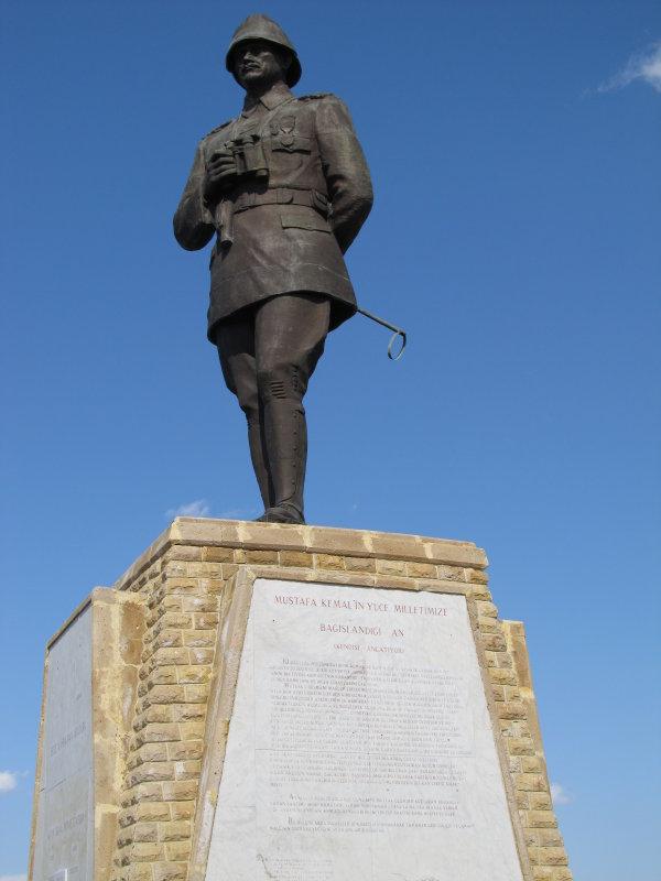 Chunuk Bair Atatürk Memorial