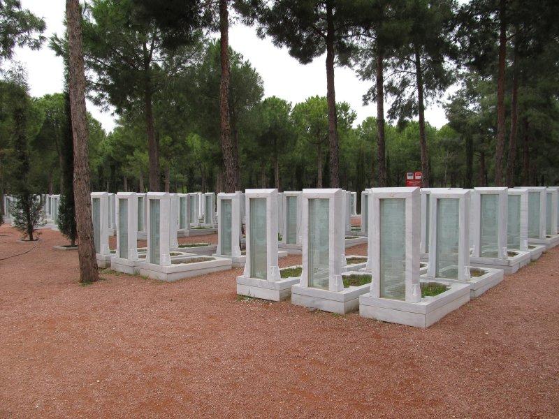 Turkish Martyrs Memorial