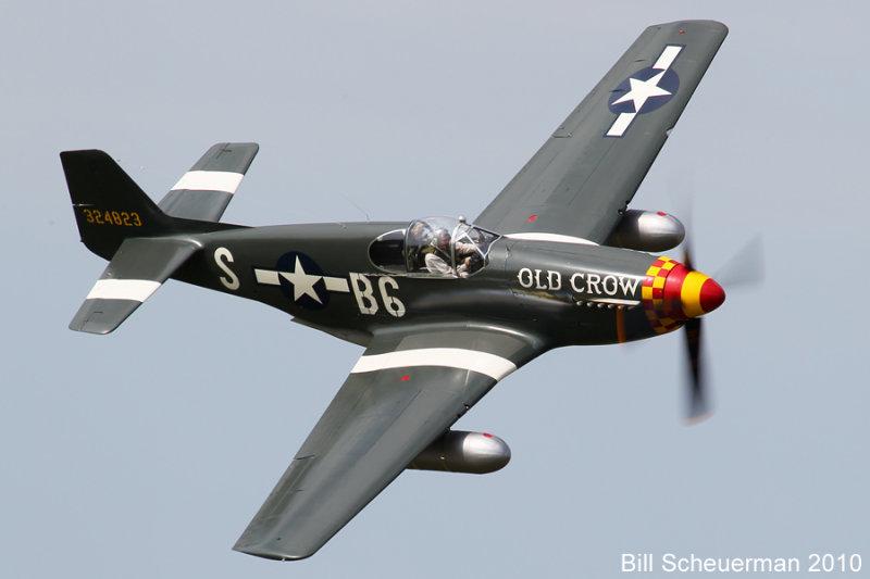 P-51B Old Crow