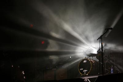 Di-rect, stage light