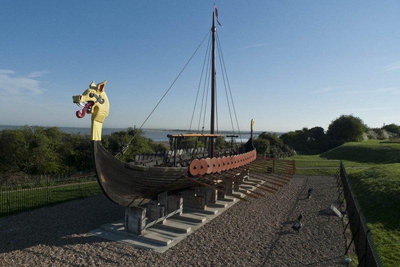 Viking Ship Pegwell