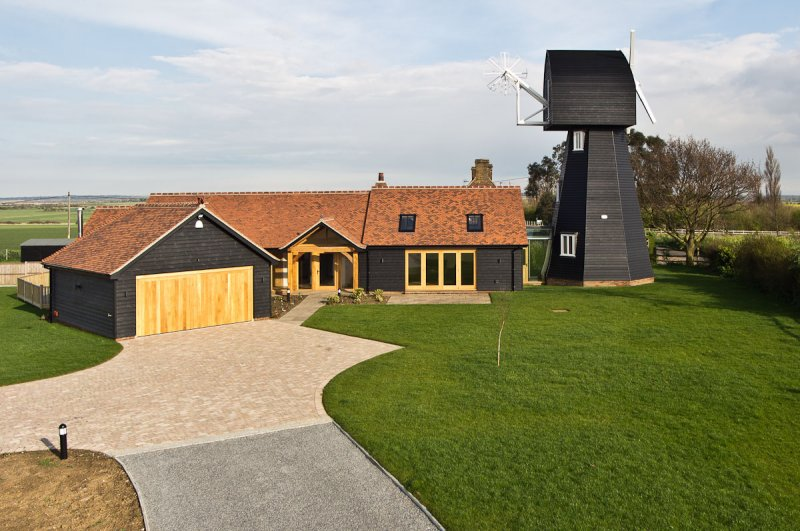 Chislet Windmill House