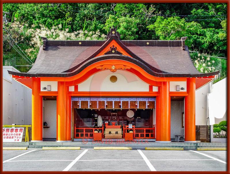 Naritasan Fukusenji Temple