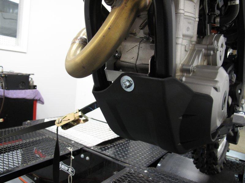 Standard 250 XCFW KTM Skid Plate